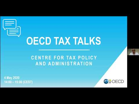 OECD Tax Talks #15 - Centre for Tax Policy and Administration