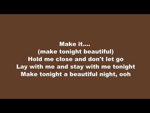 062 Tamia  Make Tonight Beautiful 4min54