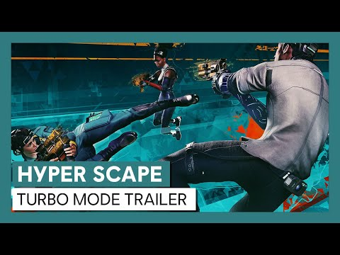 Hyper Scape: Turbo Mode Trailer