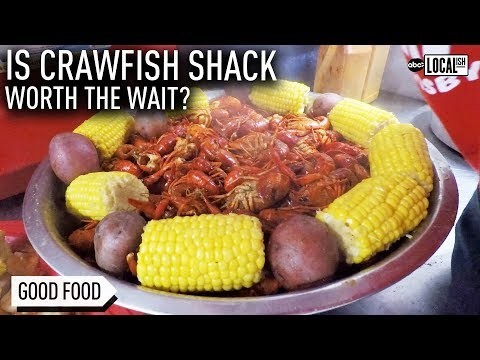 Crawfish Shack: Authentic Cajun Food In Texas | Worth The Wait?