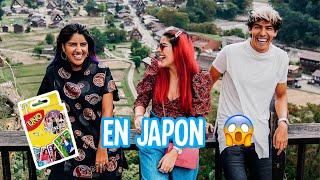 ESCONDEMOS NUESTRO PRIMER JUEGO DE MESA EN JAPON | LOS POLINESIOS