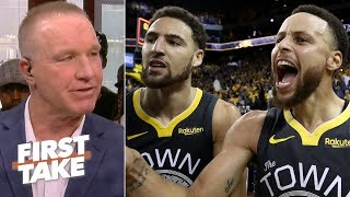 Give me the Splash Brothers over any NBA player for the last shot - Chris Mullin | First Take