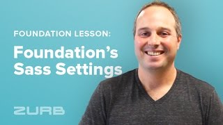 Supe Up Your Style with Foundation's Sass Settings