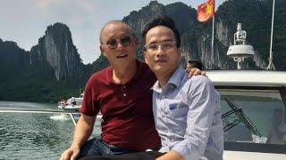 Group VLC đưa HLV Park hang-seo thăm Vịnh Hạ Long