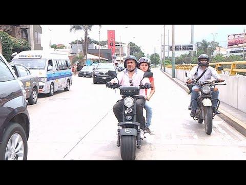 ¡ATENCIÓN! Populares motos eléctricas deberán contar con SOAT y placa de rodaje