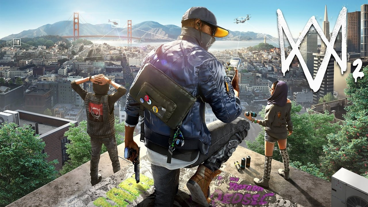 Image result for watch dog 2 pc