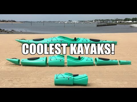 36479e48600a Cool Kayaks - 7 Incredibly Cool Kayaks That Are The Best Ever! Awesome  Stuff 365