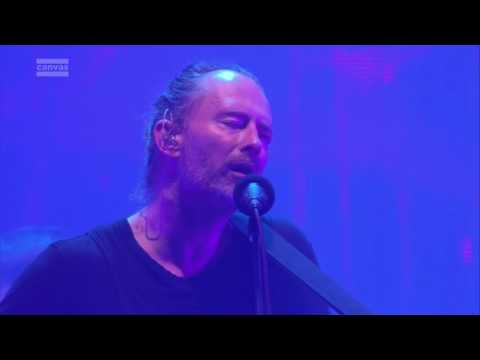 Radiohead - No Surprises - Live at Rock Werchter - 2017(HD)