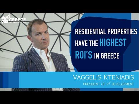 Vaggelis Kteniadis, President of V² Development - Greece Investor Guide (2)