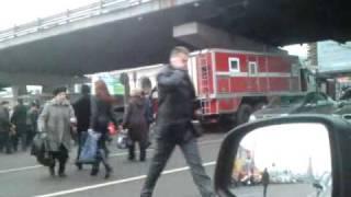 Взрыв метро Парк Культуры