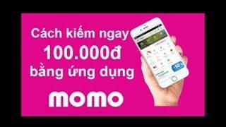 Video hướng dẫn liên kết ví momo với TK ngân hàng để có 100k KM 0947676801