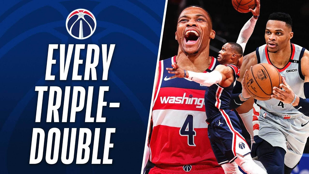 The TOP Plays From EVERY Russell Westbrook Triple-Double This Season!