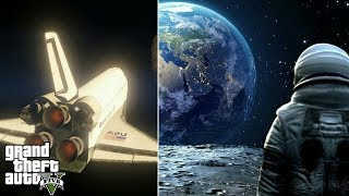 ВОЗМОЖНО ЛИ ПОПАСТЬ В КОСМОС В ГТА 5 И ВСТРЕТИТЬ ТАМ ИНОПЛАНЕТЯН!? GRAND THEFT SPACE | DYADYABOY 🔥