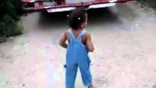 Amazing Dominican Baby Dancing - Urban Merengue