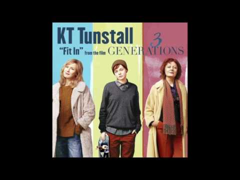 KT Tunstall  Fit In From 3 Generations