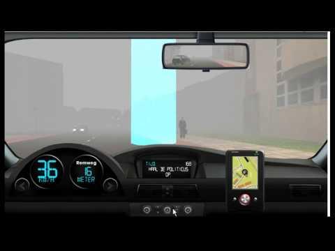 Simulator Driving Car - Driving In Fog -games Online