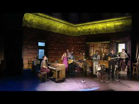 Tony Awards 2010: Million Dollar Quartet