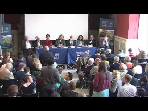 The migrant and refugee crisis - A panel discussion on responses and solutions