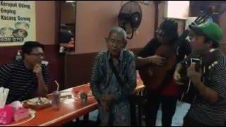 Gubahanku - Kakek bersuara Merdu