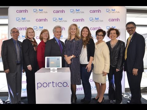 Portico Network officially launches at CAMH
