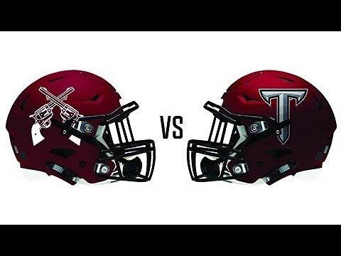 NMSU vs Troy 2017