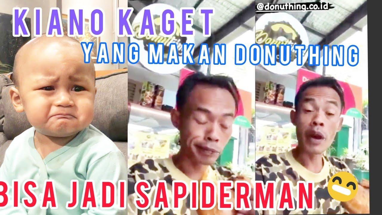 """Donuthing Kiano Di Review Mang Oleh Katanya """"Rasanya Seperti Menjadi Sapiderman"""""""