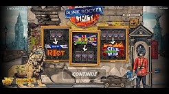 PUNK ROCKER (NOLIMIT CITY) ONLINE SLOT