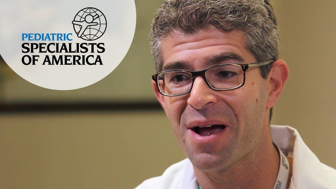 Chad Perlyn, MD - Pediatric Craniofacial Surgeon