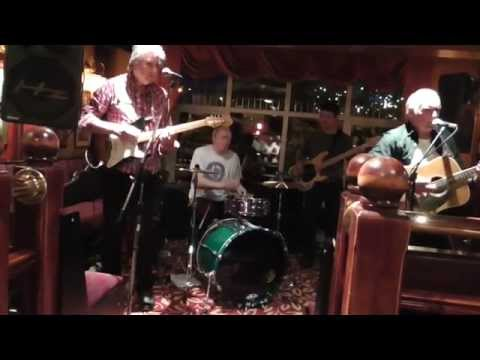 TONY BREEN BAND - MUSTANG BURN---1
