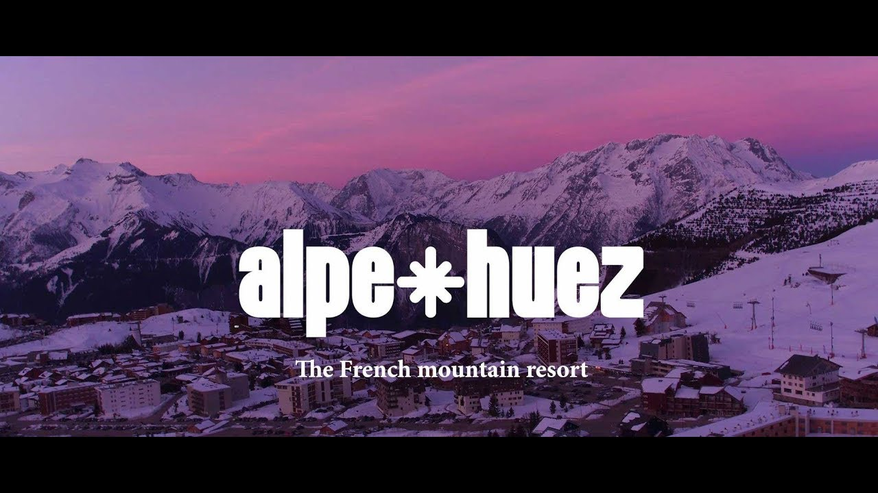 Alpe d'Huez hiver