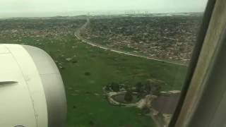 Landing to Lome Airport Togo from Guarulhos Airport São Paulo…