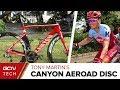 Tony Martin's Canyon Aeroad CF SLX Disc