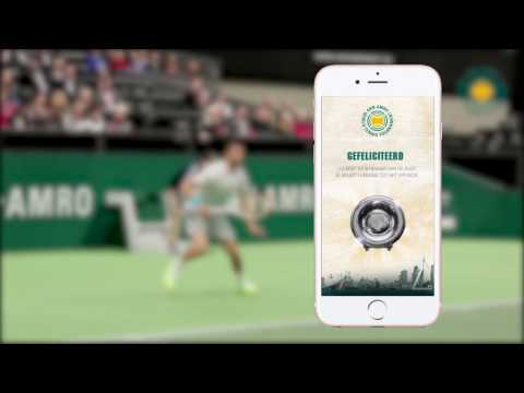 LiveWall * ABN AMRO World Tennis Tournament