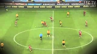 Andy Carroll great skill against