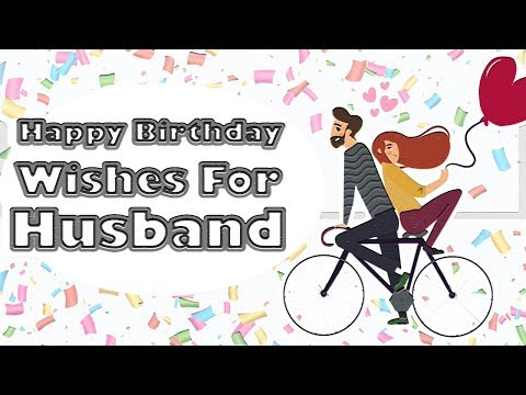Romantic Happy Birthday Wishes For Husband With Love | Birthday Message For Him| Wishing Bee