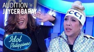 Jaycer Garay - Opera #2 -  | Idol Philippines Auditions 2019