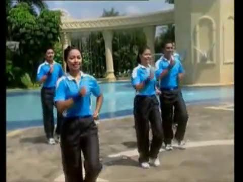 Senam Indonesia Sehat Gerakan Pemanasan [Official Video]