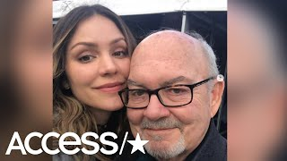 Katharine McPhee turned to Instagram late Monday night to share the...