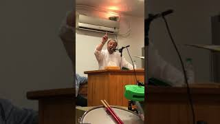 dia 17/04/2018 iglesia  san martin vesita obrero enrique de la salut