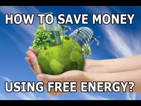 How to get electricity for free? Very easy!
