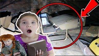 We Found The Doll Makers Journal! Come Play With Us! Escaping The Doll Maker