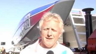 Power Boat Races: Interviews with drivers 9-19-10 presented by Trump