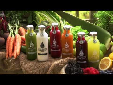 About The Healthy Juice Company