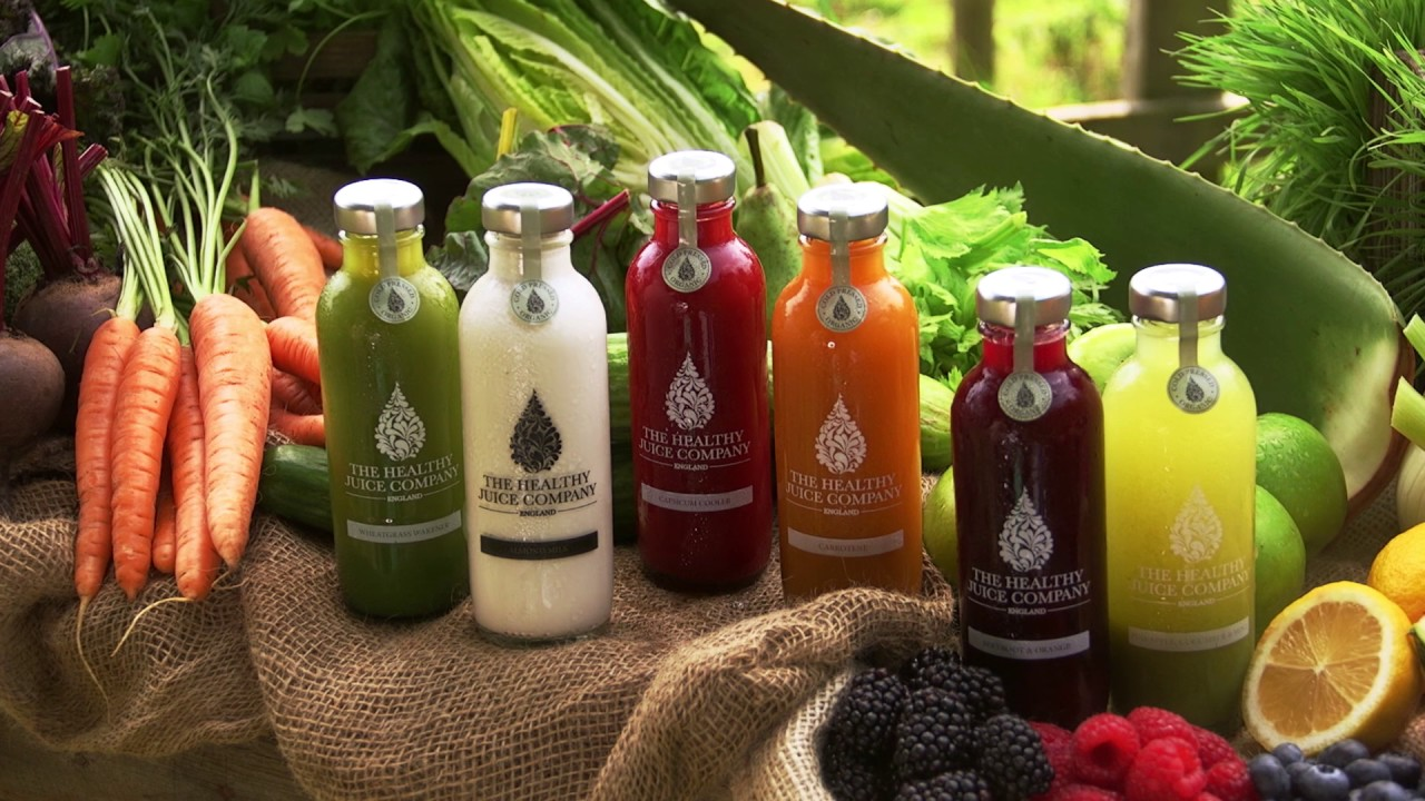 About the healthy juice company youtube about the healthy juice company malvernweather Images