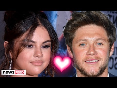 Selena Gomez Spotted On Dinner DATE With Niall Horan And Friends!