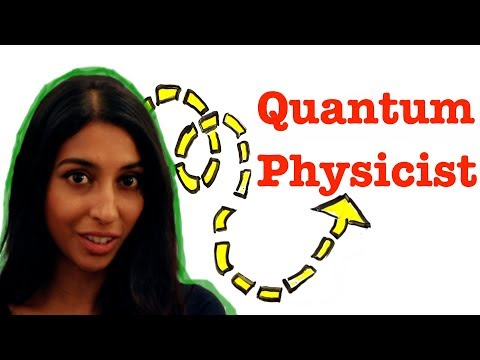 From being terrible at math to a quantum physicist - my journey