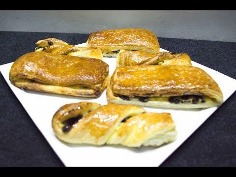 H&A cuisine     pain Suisse    بان سويس بطريقة احترافية وناجح
