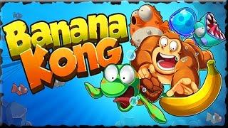 Banana Kong Mobile Game