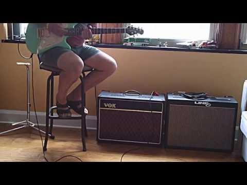 Ernie Ball Music Man - Albert Lee HH ft. Vox AC-15 Demo