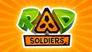 RAD Soldiers - Universal - HD Single-/Multiplayer Menu Trailer.